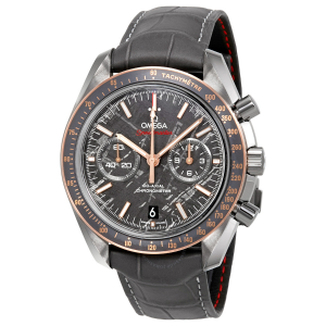 Extra $100 OffDealmoon Exclusive: OMEGA Speedmaster Grey Side of the Moon Meteorite Watch