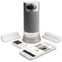 Honeywell 智能家庭监控系统套装 (1摄像头基站+2门窗传感器)