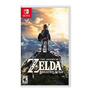 The Legend of Zelda: Breath of the Wild NS Digital Code
