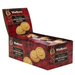 $13.58Walkers 黄油圆形饼干 22包