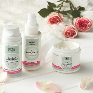 Last Day: Dealmoon Exclusive 35% offGoodbye Stretch products @ Mio Skincare