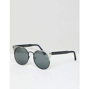 0d6df6c927e5f Quay AustraliaCat Eye Brow Bar Sunglasses at asos.com.  21.00  65.00. Quay  Australia Cat ...