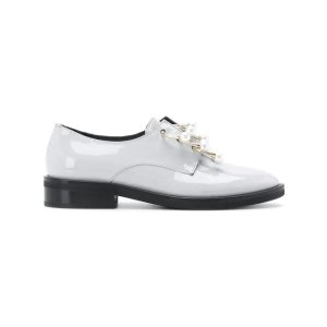coliacAnello embellished derby shoes