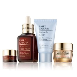 $104($154 Value)Nordstrom ESTÉE LAUDER Repair + Renew Set
