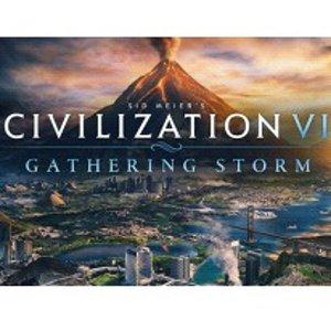 $31.59(原价$39.99)预告:《文明6》最新 DLC 风云际会 Steam 数字版