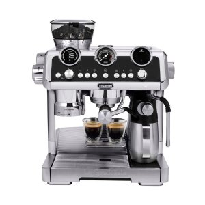 Delonghi大师级专业咖啡机 EC9665M