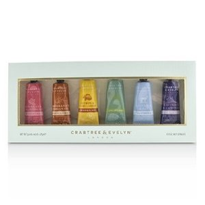 Crabtree & EvelynCrabtree & Evelyn - Limited Edition Hand Therapy Gift Set 6x25ml/0.86oz - Sets & Coffrets | Free Worldwide Shipping | Strawberrynet USA