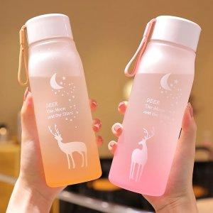 变色水瓶 多色可选