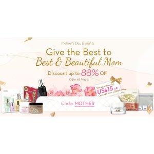 低至1.2折!香港莎莎官网 Sasa.com 精选护肤品、化妆品热卖