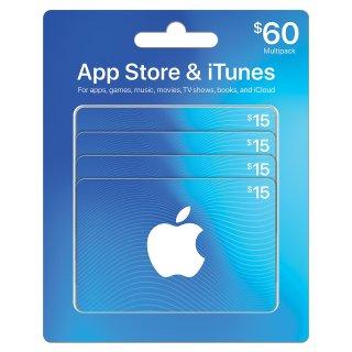 低至8.5折App Store & iTunes 礼卡促销