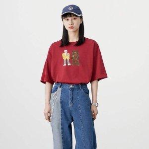 PRODLoving U Graphic Short Sleeve T恤