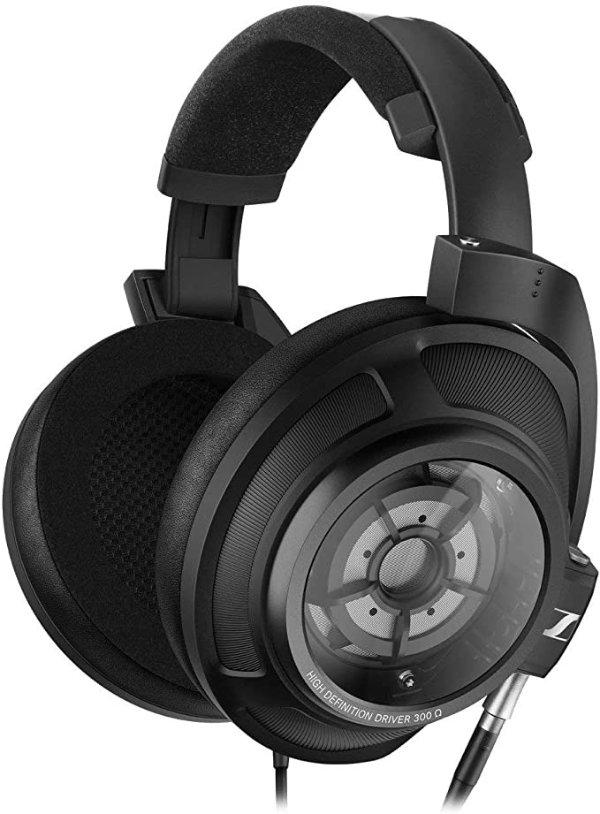 Sennheiser HD 820 封闭式参考级HiFi耳机