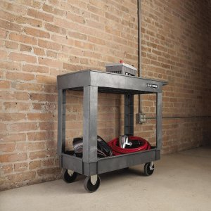 $55.89Craftsman 2-Shelf Heavy-Duty Utility Cart