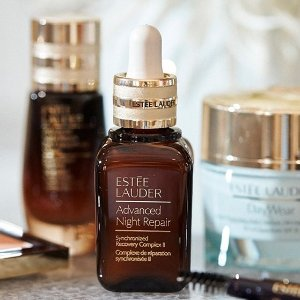 Get 7-pc Gift with $37.5ESTEE LAUDER purchase @Belk