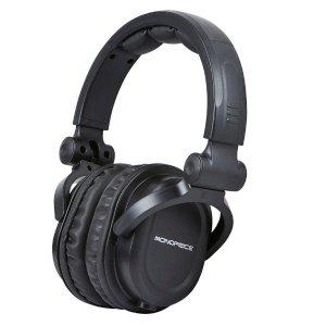 $17.17闪购:Monoprice Hi-Fi DJ风格头戴式耳机