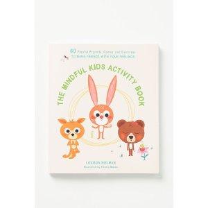 Anthropologie儿童游戏书