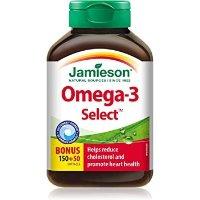 Jamieson Omega-3 Select 鱼油200粒