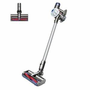 DysonV6 HEPA Cordless Vacuum | White | Refurbished