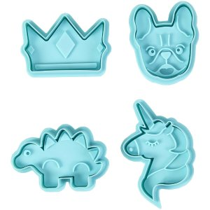 Wilton Stamp Cookie Cutters