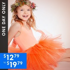 Today Only:Up to 60% Off iloveplum Tutu Dresses Sale @ Zulily