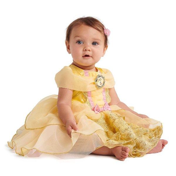 Belle 婴儿、小童装扮服饰