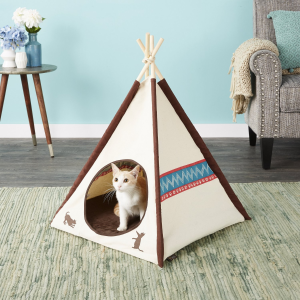 Up to 10% OffP.L.A.Y. Pet Lifestyle and You Dog & Cat Teepee Tent