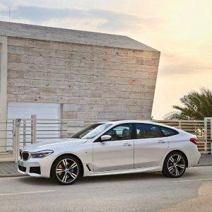 以6系的名义诠释溜背造型大改款BMW 5系GT 更名并入6系Gran Turismo