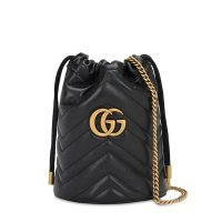 Gucci 新款水桶包包