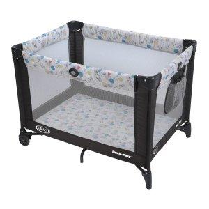 $24.99(原价$49.99)黑五预告:Graco Pack 'n Play 便携儿童游戏床