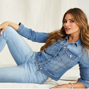 Start at $14 Sofia Jeans Collections @ Walmart