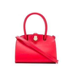 Manu Atelier红色单肩包