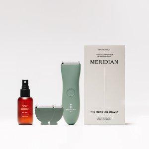 6折+包邮独家:Meridian Grooming 男士私处护理保养套装大促