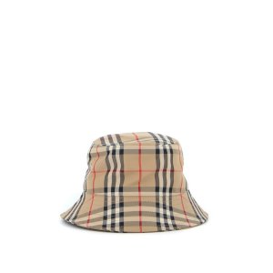 Burberry渔夫帽