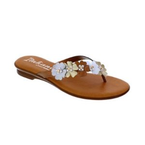 Womens Shanie Flat Sandals
