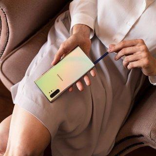 $1359.2(原价$1699)Samsung Galaxy Note10+ 智能手机 12GB+256GB