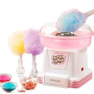 $49.99收轰趴神器砂糖/硬糖 棉花糖机,点燃你的少女心