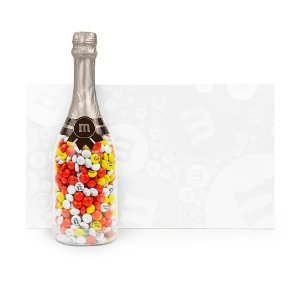 Personalizable M&M'S Occasion Bottle in White Gift Box | M&M'S® - mms.com