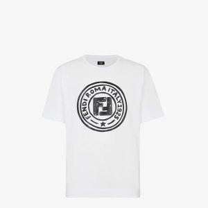 Fendi加州天空系列T恤