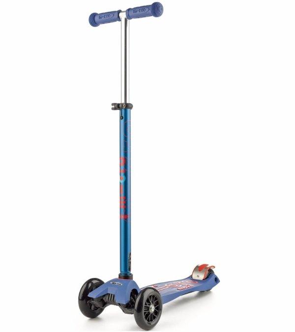 Micro Maxi Deluxe 豪华版可升降儿童滑板车,多色选