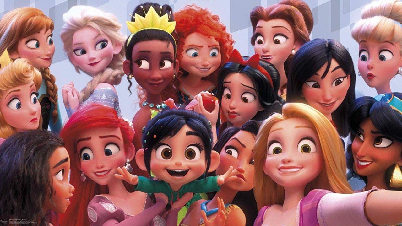 14个迪士尼(Disney)公主的名字你都知道吗?陪孩子看动画,再也不怕叫不上来啦!