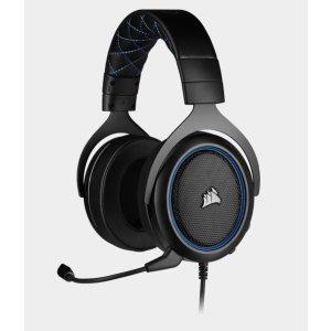 $29.99 可拆卸麦克风Corsair HS50 PRO 立体声游戏耳机/耳麦