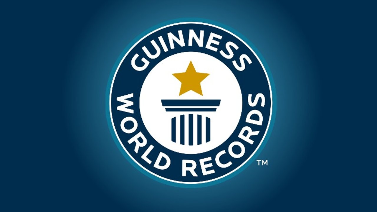 58个你可能不知道的吉尼斯(Guinness)世界纪录 |  速度、游戏、艺术、名人……世界之最大盘点