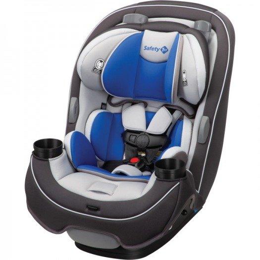 Grow and Go™ 全合一儿童安全座椅