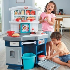 $40Little Tikes Cook With Me Kitchen