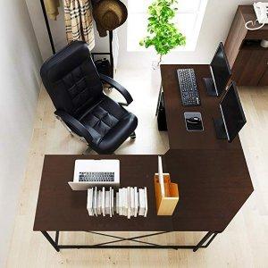 Soges 59x 59英寸 L型办公桌