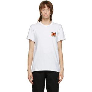 Maison Kitsune小狐狸T恤