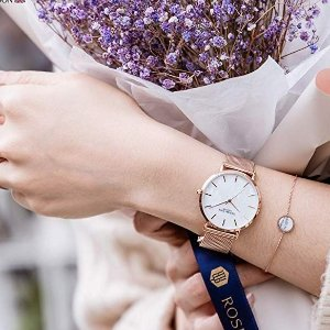 $32起 晒货同款超美VICTORIA HYDE 英伦小众品牌腕表