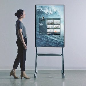 2019年上市重新定义了团队合作?微软Surface Hub 2发布