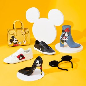 8.5折+米妮耳环$15抢补货:Aldo X Disney 合作系列上线 童趣可爱秒回18岁