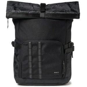 Oakley Utility Rolled Up Backpack - Blackout - 921420-02E | Oakley US Store